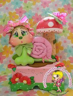 It's a Fofuchas ~ Handcrafted Foam Doll ((100% Foamie))
