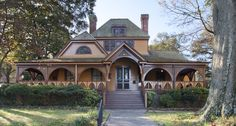 Historic Home of Joel Chandler Harris -- writer of the Brer Rabbit tales (stories he heard from the enslaved people while working on a plantation during the Civil War).   This is  Atlanta's oldest house museum.  Check out our many programs -- especially our writing programs at www.wrensnest.org.