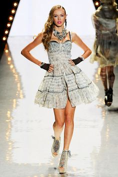 Betsey Johnson; Spring/Summer collection 2012