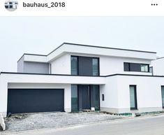 Home Building Design, Home Garden Design, Dream Home Design, Building A House, Minimal House Design, Model House Plan, Cottage Plan, Luxury Homes Dream Houses, Dream House Exterior