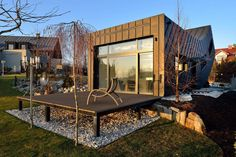 Domo Dom house by Arciteckt.Lemanski 6 Playful Architecture in Poland Intelligently Expanding Towards the Sky