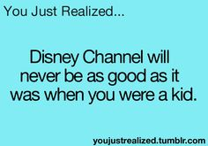 Hannah Montana, the Suite Life of Zack and Cody, Wizards of Waverly Place, Good Luck Charlie- those were my shows! Weird But True, True Fact, Teenager Quotes, Teenager Posts, Watch Gravity, Dumbo's Circus, Old Disney Shows, Phil Of The Future, Sprouse Bros