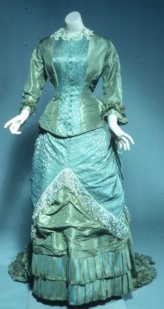 Dress Date: ca. 1870–1880