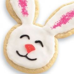 recipies for making funny cookies for easter