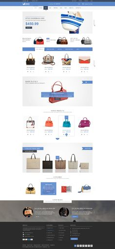 ANice Shop - Magento Theme by kutetheme on @creativemarket