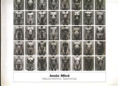 """Jesús Micó """"Natura Hominis"""" (1990-1997)"""