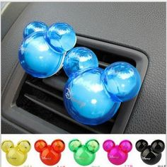 2pcs Hotsale Auto Supplies Incense Ball Mickey Outlet Car Perfumes Seat Styling Air Freshener Magic Fragrance-in Air Freshener from Automobiles & Motorcycles on Aliexpress.com | Alibaba Group