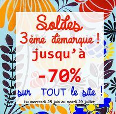 Louna Bazarette by LounaCasa.com | SOLDES 3ème démarque !!!!! |  SOLDES: 3ème DEMARQUE !       Jusqu'à -70%  sur TOUT  le site     Profitez-en !!!     www.loun...