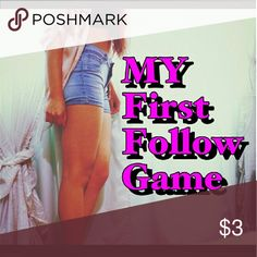 Like, Follow, Share! I will follow you back! HELP me get to 10k followers! Like this! Like everyone who likes this! ShARE!! Thank you for your support Posh friends!! PINK Victoria's Secret Other