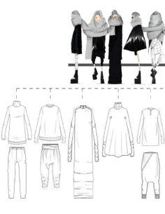 Cad: The Line - Jaimi Evans - Cad: The Line Fashion Sketchbook – fashion illustrations & technical fashion drawings; Illustration Mode, Fashion Illustration Sketches, Fashion Sketchbook, Fashion Design Sketches, Fashion Drawings, Design Illustrations, Fashion Designers, Fashion Portfolio Layout, Portfolio Design