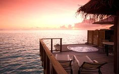 The Conrad, Rangali Island, Maldives