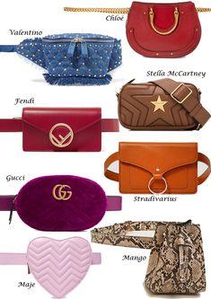 Leather Belt Bag, Leather Card Case, Chloe Hudson, Moda Sneakers, Sacs Design, Best Designer Bags, Fab Bag, Fashion Vocabulary, Beaded Bags