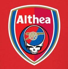 Men's Grateful Dead Althea Arsenal Lot Shirt