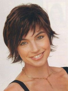 Image result for short wispy haircuts