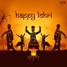 We wish that the warmth of Bonn fire, sweetness of Gurh & Rweri at Lohri remains with you all forever! #HappyLohri