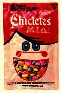 Mini Chicletes