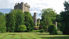 Замок Бларни (Blarney Castle) и камень красноречия: masterok