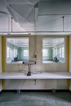 Abandoned psychiatric hospital - left   Flickr