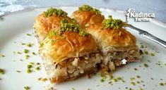Kolay Baklava Tarifi Winter Wonder, Spanakopita, Lasagna, Quiche, Tart, Breakfast, Ethnic Recipes, Food, Hair Makeup