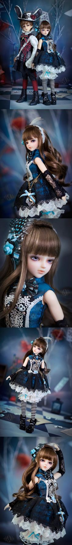 (AS Agency)BJD Thea Girl 42cm Ball-Jointed Doll