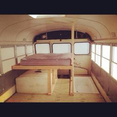 Hello, and welcome to our skoolie conversion photo gallery! We will number all the photos (the number will be on top of each photo) so you can comment, or ask about them, and use the photo number … School Bus Tiny House, Bus Remodel, Deco Paris, Bus Living, Tiny Living, Converted Bus, Rv Bus, School Bus Conversion, Camper Conversion