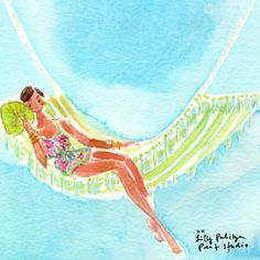 ...where's the pool boy?!? #lilly5x5