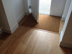Found on Bing from www.salisbury-wood-floors.co.uk Types Of Wood Flooring, Solid Wood Flooring, Engineered Wood Floors, Parquet Flooring, Stone Flooring, Hardwood Floors, Flooring Ideas, Tiled Hallway, Hallway Flooring