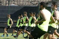 BotafogoDePrimeira: Sem Jair, Botafogo se reapresenta com treino físic...