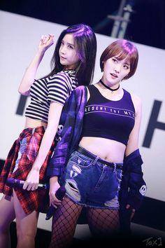 Hello Venus - Yooyoung & Lime 라임 (Kim HyeLim 김혜림)