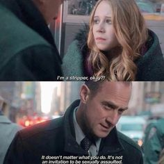 You'd think with this show actually treating victims the way you should, that society wouldn't be stupid still, yet here we are. Cultura General, Faith In Humanity Restored, Intersectional Feminism, Law And Order, Equal Rights, My Tumblr, Film Serie, Ms Gs, Social Issues