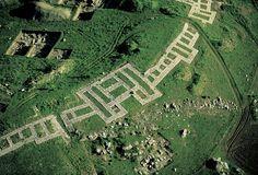 Yann Arthus-Bertrand, Hattushash, the ruins of the Hittite city, Anatolia, Turkey