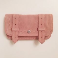 Proenza Schouler PS1 Wallet gorgeous pink suede leather  guaranteed authentic ! new with tags ! Proenza Schouler Bags Wallets