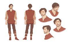 Character Design 2 by Zanariya on DeviantArt