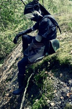 Dark Link Cosplay #1 by Echolox.deviantart.com on @deviantART