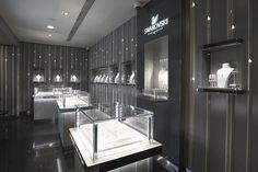 SWAROVSKI Store Design