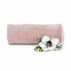 Asciugamano Glicine con scritta gialla #asciugamano #glicine #torino #nailartist #indigonailspiemonte #indigonails #gadget