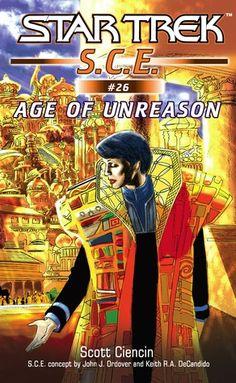 Age of Unreason (Star Trek S.C.E. #26) - May 2015
