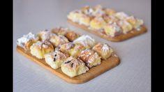 Křehké koláčky Lady Poukové Czech Recipes, Ethnic Recipes, Desert Recipes, Graham Crackers, Doughnut, Sweet Recipes, Holiday Recipes, Sushi, Waffles