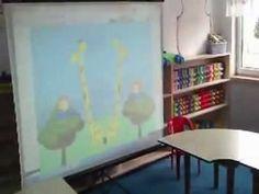 Okul Öncesinde Tablet Destekli Eğitim - YouTube