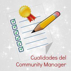 Perfiles Social Media: las Cualidades del Community Manager Photoshop, Community Manager, Socialism, Tights, School