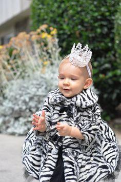 cute lace crown!
