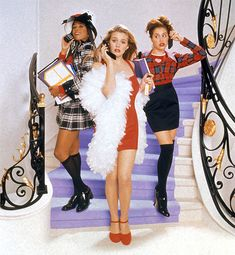 90s fashion // Clueless