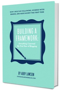 Building a Framework: Everything I Learned My First Year of Blogging