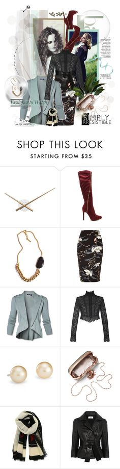 """""""Simple implicitly!!"""" by marleen1978 ❤ liked on Polyvore featuring NeXtime, Tilly Doro, Magdalena, River Island, Philosophy di Lorenzo Serafini, Blue Nile, Givenchy and Fendi"""