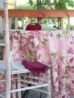 Carolynn Tablecloth by April Cornell