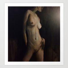 Belle IIII Art Print by Robin Persson - $20.00