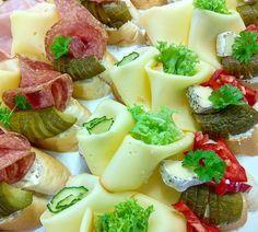 Obložené chlebíčky na každý den, Kuncovi, Brno - Maloměřice, Hádecká 8