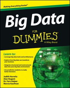 Find the right big data solution for your business or organization.