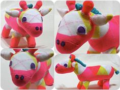 Sole Mate Toys  Socks become more than just monkeys on this site.   Custom animals and so cute.