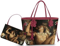 Louis Vuitton Collaborates With Jeff Koons For Masters LV x Koons Collection